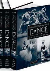 The International Encyclopedia of Dance